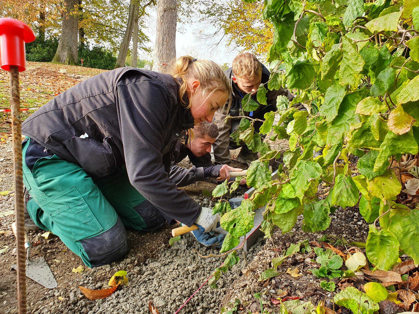 La formation paysagiste : de nombreuses perspectives