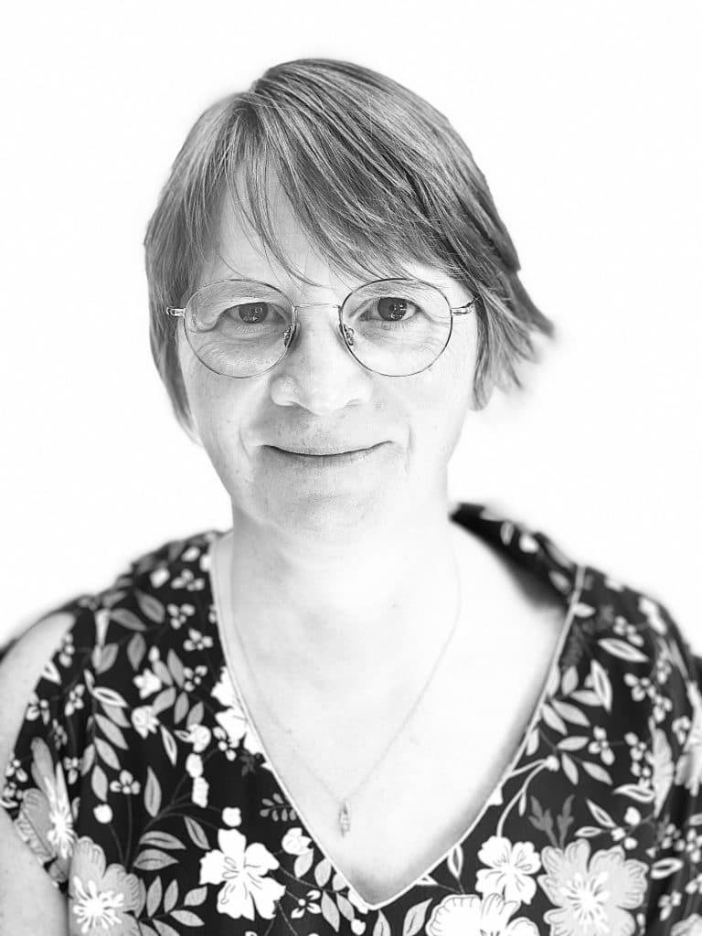 Lydie GAUTIER, Secrétaire-Comptable à la Maison du Familiale Paysage de Cerisy-Belle-Étoile depuis 1987 !