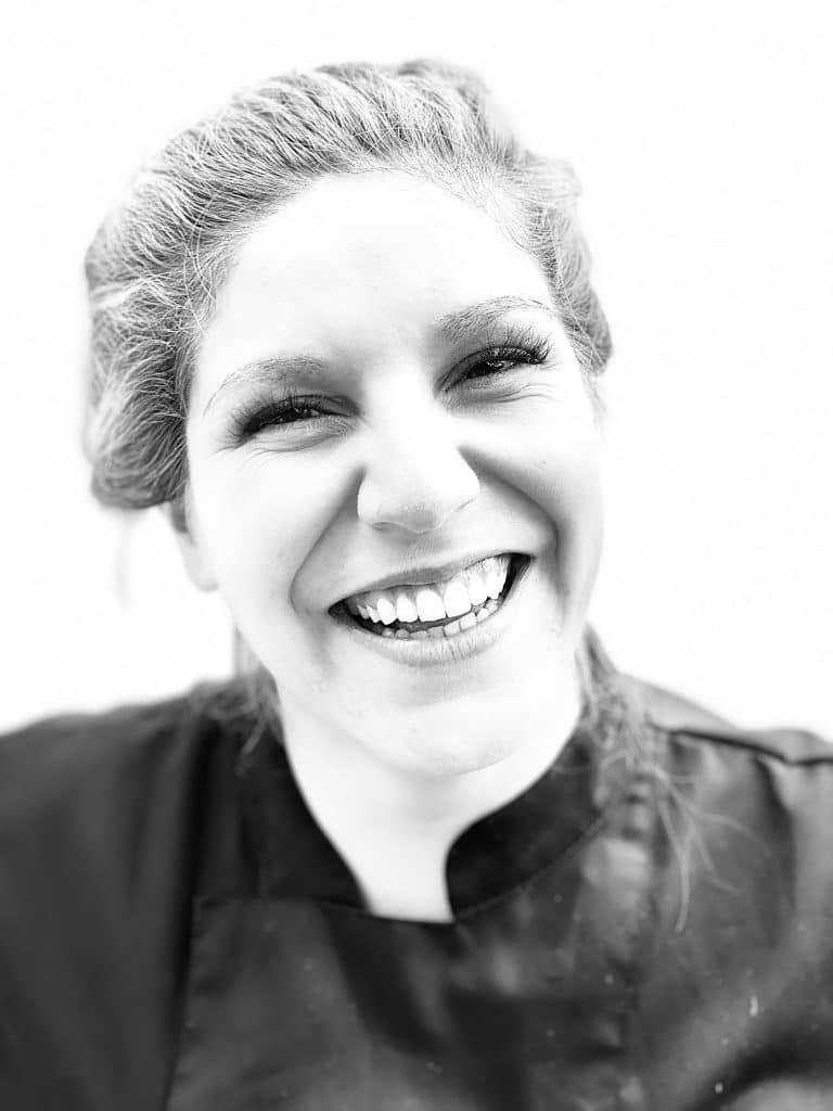 Rachel SADOWSKI, Cuisinière à la Maison Familiale du Paysage de Cerisy-Belle-Étoile depuis 2021 !
