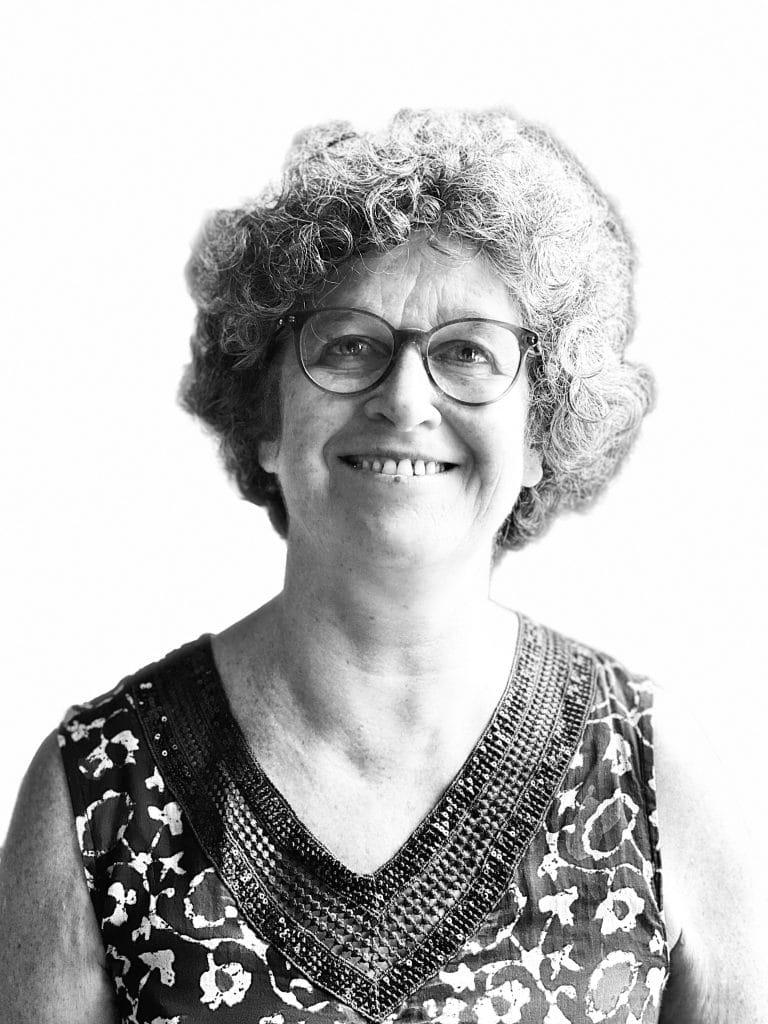 Annie LELIÈVRE, Monitrice technique à la Maison Familiale du Paysage de Cerisy-Belle-Étoile depuis 2003 !