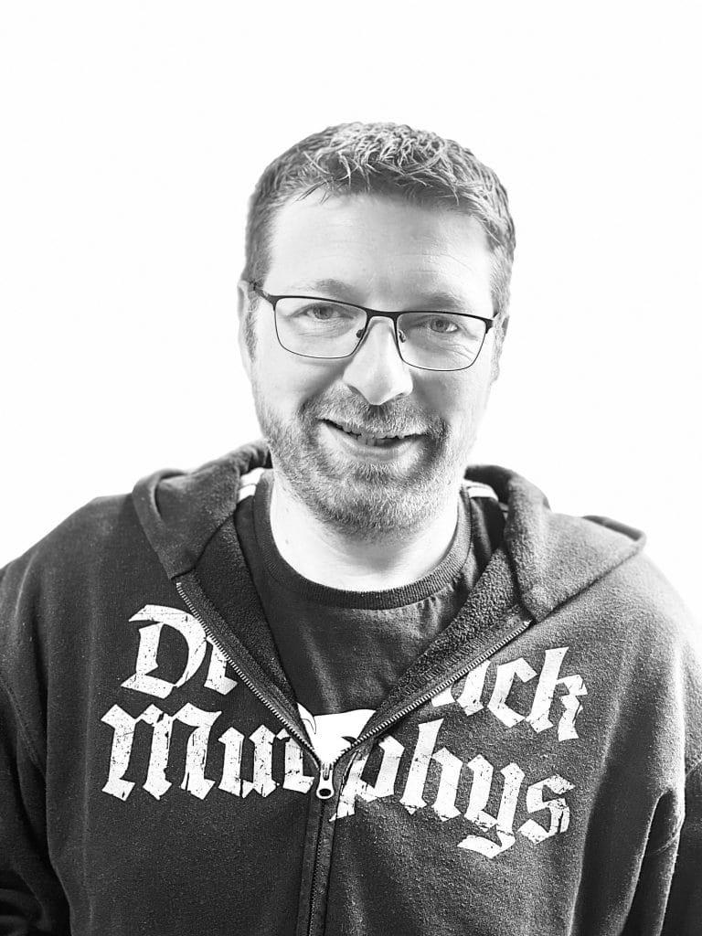 Julien HÉBERT, Moniteur technique à la Maison Familiale du Paysage de Cerisy-Belle-Étoile, depuis 2006 !