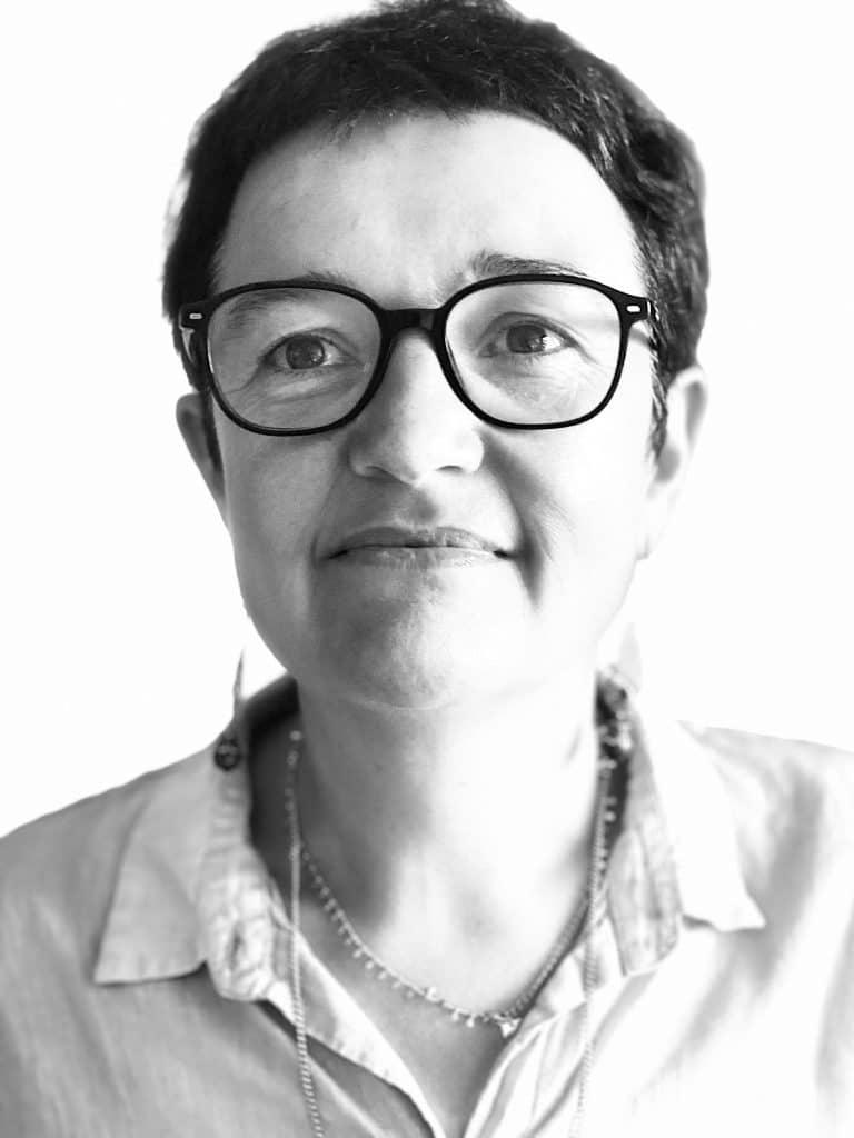 Magali FOUCAULT, Monitrice à la Maison Familiale du Paysage de Cerisy-Belle-Étoile depuis 1995 !