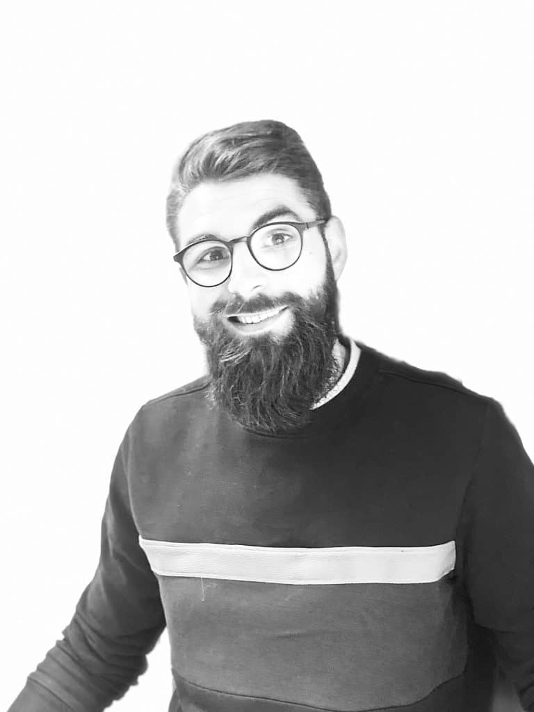 Jordan GABARD, Moniteur technique à la Maison Familiale du Paysage de Cerisy-Belle-Étoile depuis 2017 !