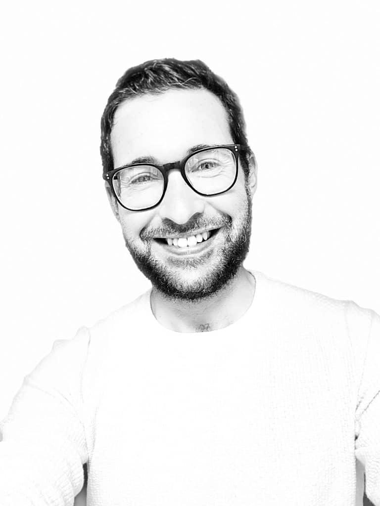 Cédric PINÇON, Moniteur technique et chargé de communication à la Maison Familiale du Paysage de Cerisy-Belle-Étoile depuis 2020 !