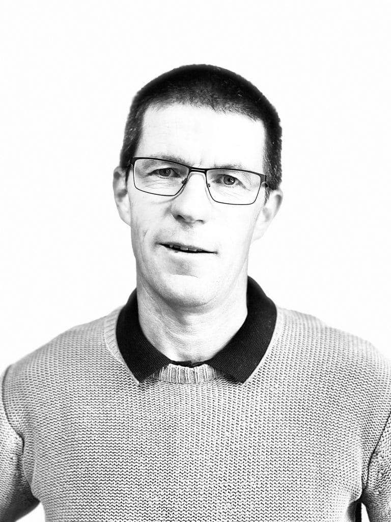 Emmanuel CHAMPIN, Moniteur technique à la Maison Familiale du Paysage de Cerisy-Belle-Étoile depuis 2021 !